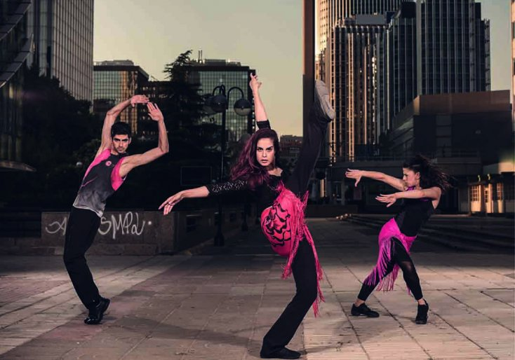 Olefit: Fitness a ritmo de Flamenco's illustrative image